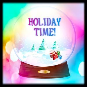 Holiday Time Category!